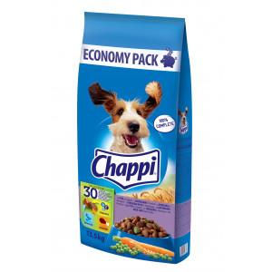 CHAPPI hrana za pse, govedina i povrće 13,5 kg 520155
