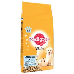 PEDIGREE hrana za pse briketi, Junior piletina 15kg 520226