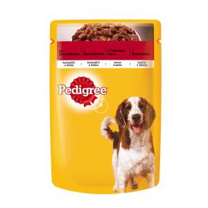 PEDIGREE hrana za pse adult, govedina 100g 520027