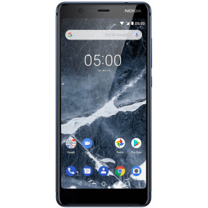 NOKIA 5.1 DS Blue Dual Sim 11CO2L01A07