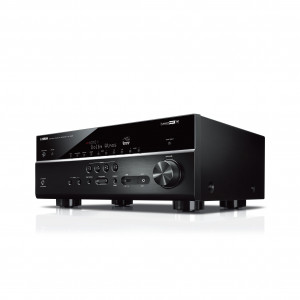YAMAHA audio/video risiver RX-V685 Black