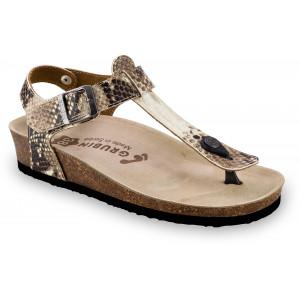 GRUBIN ženske papuče 0953610 TOBAGO Šarene3