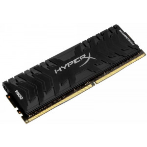 KINGSTON memorija DIMM DDR4 16GB 3000MHZ HX430C15PB3/16 HYPERX PREDATOR black