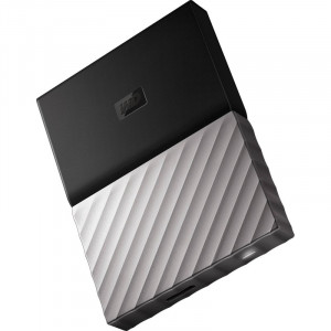 WESTERN DIGITAL eksterni hard disk My Passport Ultra™ 1TB grey