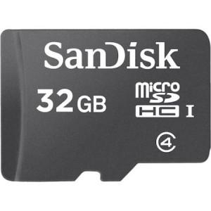 SanDisk SD 32GB Micro sa adapterom Mobile