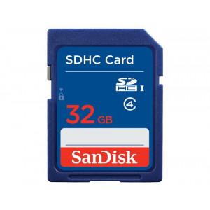 SANDISK memorijska kartica SD 32GB SDSDB-032G-B35