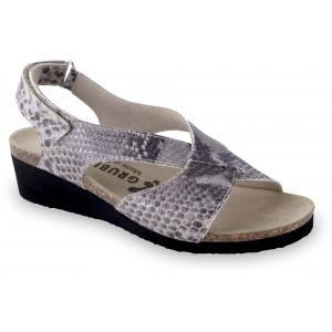 GRUBIN ženske sandale 2763611 MUSCAT Šarene2