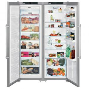 LIEBHERR side by side frižider SBSesf 7212