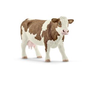 SCHLEICH dečija igračka simental krava 13801