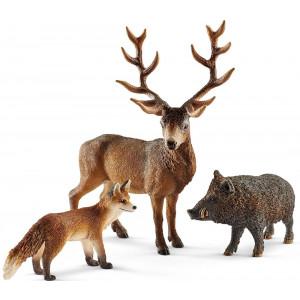SCHLEICH igračka Evropske šumske životinje 41458