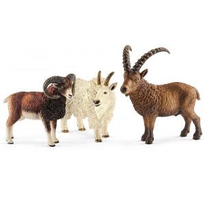 SCHLEICH igračka Set planinske životinje 41459