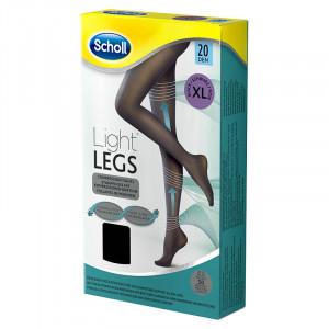 SCHOLL Light Legs™ ženske čarape 20 DEN black (XL) 410555