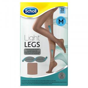 SCHOLL Light Legs™ ženske čarape 20 DEN biege (M) 410549
