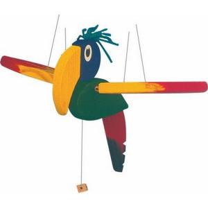 WOODY leteći papagaj - mali 10215