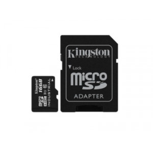 KINGSTON 16gb micro uhs-i class SDCIT/16GB