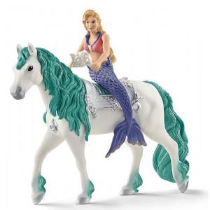 SCHLEICH sirena na konju gabriela 70558