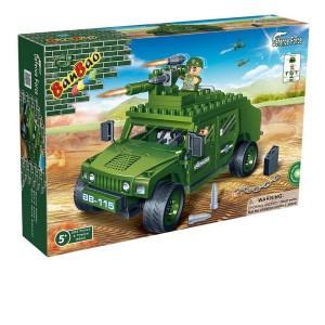 BANBAO Ratni džip 8842