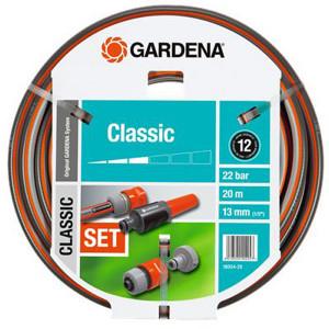 "GARDENA SET CREVO CLASSIC 20M 1/2""  + NASTAVCI + PRSKALICA GA 18004-20"