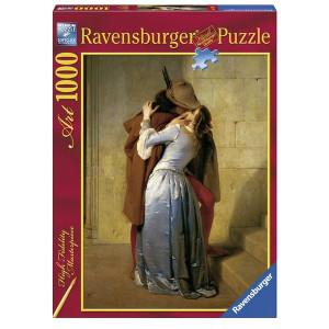 "RAVENSBURGER puzzle (slagalice)- Ajez ""Poljubac"" RA15405"