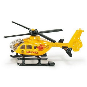 SIKU igračka Helikopter - hitna pomoć 0856