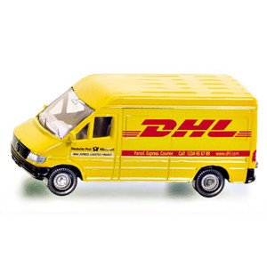 SIKU igračka Poštanski Van-DHL