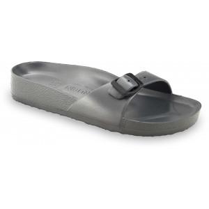 GRUBIN ženske papuče 3043700 MADRID LIGHT Sive