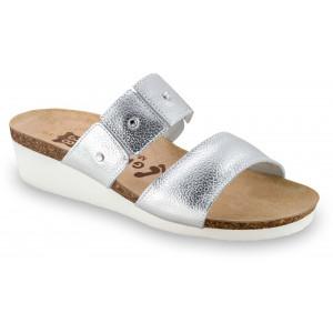 GRUBIN ženske papuče 1253690 LUISA Sive