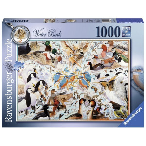 RAVENSBURGER Ravensburger puzzle (slagalice) - Ptice na okupu RA19649