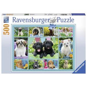 RAVENSBURGER puzzle (slagalice) - ljubimci RA14708