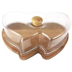 Sinbo TAB1124 – Zvono za tortu u obliku 2 srca