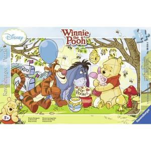 RAVENSBURGER puzzle (slagalice) - Winnie the Pooh RA06018