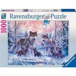 RAVENSBURGER puzzle - vukovi RA19146