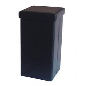 CHILDREAM tabure kutija 60*32*32 black
