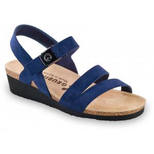 GRUBIN ženske sandale 1263650 LUCCA Teget