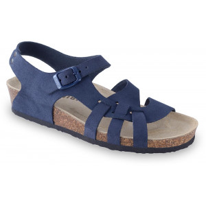 GRUBIN ženske sandale 203550 PISA Teget