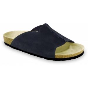 GRUBIN muške papuče 1424050 LORENZO Teget 40
