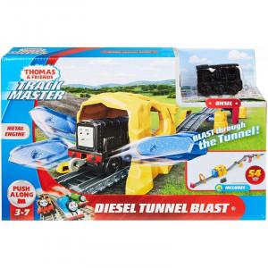 THOMAS&FRIENDS Vozic na potez u tunelu GHK73