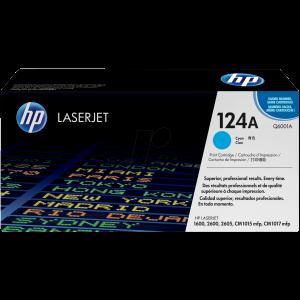 HP toner Q6001A