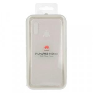 HUAWEI zaštitna maska P20 Lite 51992316 silikon transparentna