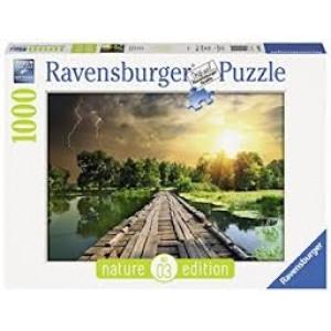 RAVENSBURGER puzzle - misticno nebo RA19538