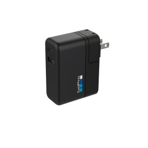 GOPRO Supercharger ( Dual Port Fast Charger ) AWALC-002-RU