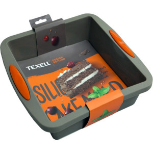 TEXELL pekač silikonski (siva) TS-P131S