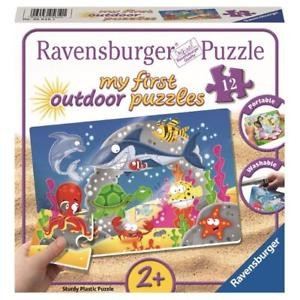 RAVENSBURGER puzzle (slagalice) - Zabava pod vodom RA05610