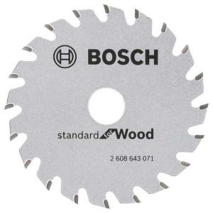 BOSCH akumulatorska kružna testera StandardForWOOD (2608643071)