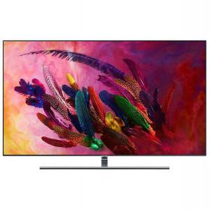 SAMSUNG televizor qled, smart tv, uhd, pqi 3200, q hdr 1500, dvb t2/c/s2, 165cm + poklon sat Gear S3 Frontier QE65Q7FNATXXH