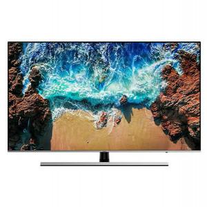 SAMSUNG televizor led, uhd, smart tv, pqi 2500, hdr 1000, dvb t2/c/s2, 140 cm ue55nu8002txxh