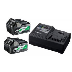 HITACHI punjač 14.4V-18V+ 2x BSL36A18