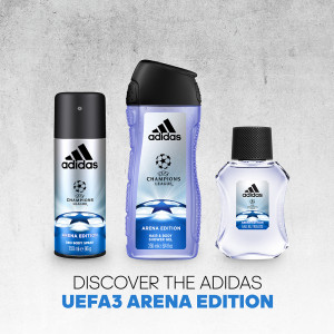 ADIDAS MAN UEFA 3-1 ARENA SET