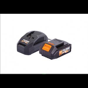 VILLAGER POVER BUNDLE Set baterija 1.5Ah+2.4A 067112