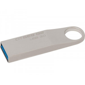 KINGSTON 64GB datatraveler se9 g2 usb 3.0 flash dtse9g2/64gb champagne usb00749